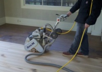 Refinishing hardwood floors Fremont