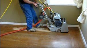 hardwood floor refinishing Fremont